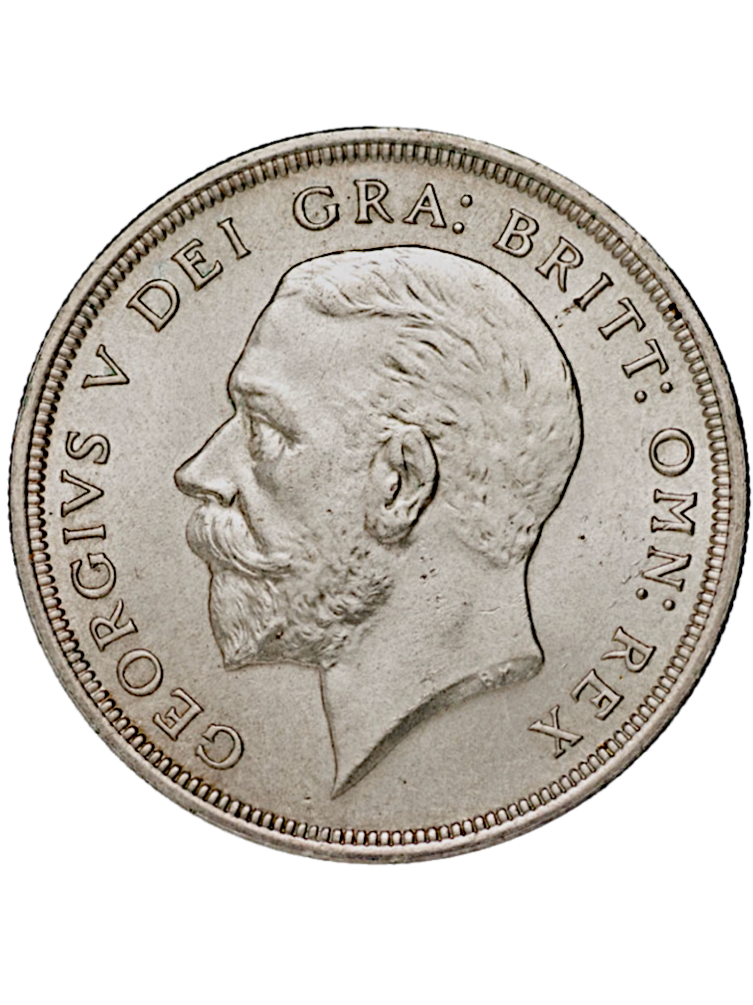 1928 George V 'Wreath Crown'