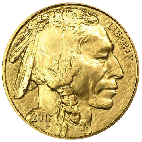 2017 1 oz American Buffalo Gold Coin