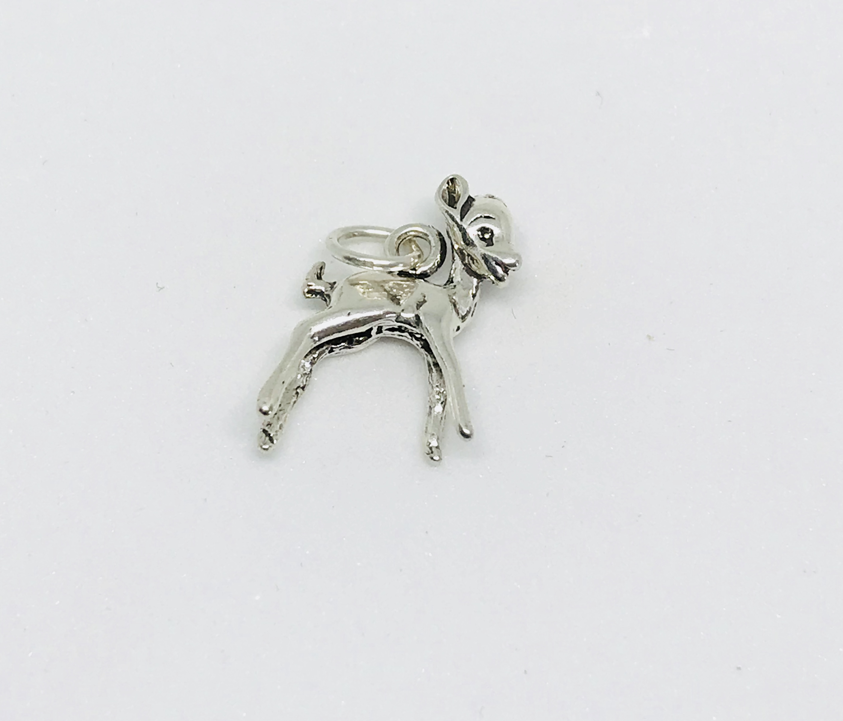 Baby Deer charm in Sterling Silver for all occasions
